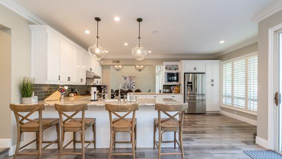 Kitchen Remodeling installed by Kennesaw Home Improvement